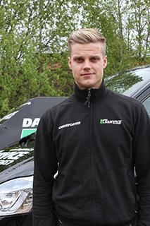 Dannes Elservice AB - Christoffer Berglund - Elektriker