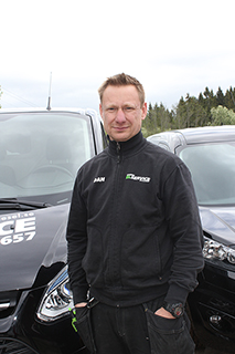 Dannes Elservice AB - Dan Persson - VD / Elektriker